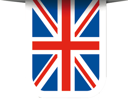 Flag icon English