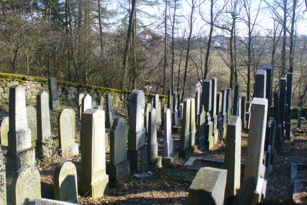 Fotografie k Kovářovský židovský hřbitov