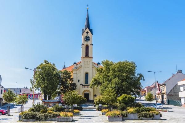 Fotografie k Kostel sv. Bartoloměje
