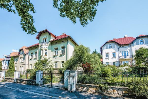 Fotografie k Soubor secesních vil Gen.Svobody