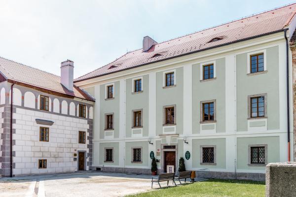 Fotografie k Milevské muzeum