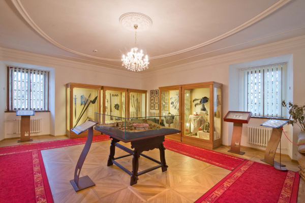 Foto k Milevské muzeum