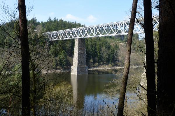 Fotografie k Železniční most