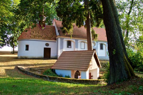 Fotografie k Kostel sv. Rozálie