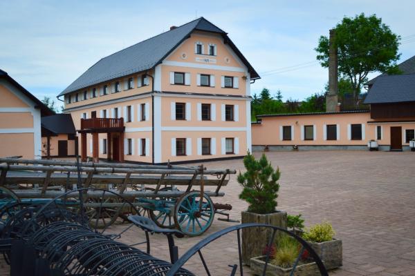 Fotografie k Muzeum Božetice