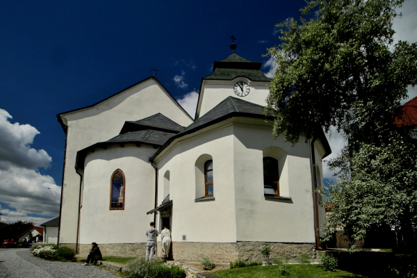 Fotografie k Kostel sv. Prokopa