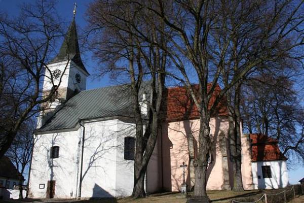 Fotografie k Kostel sv. Martina