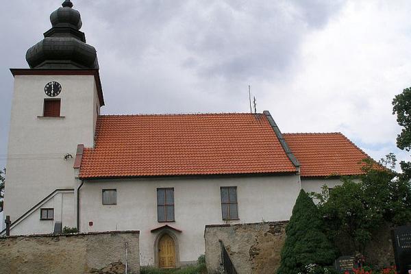 Fotografie k Kostel Navštívení Panny Marie