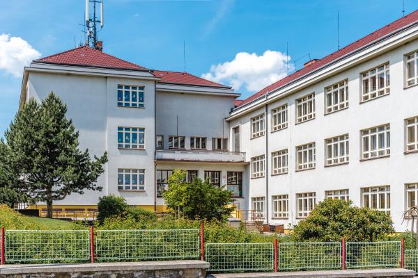 Fotografie k Budova 1. ZŠ T. G. Masaryka Milevsko
